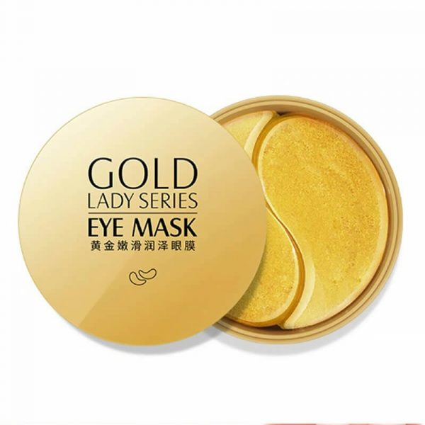 Гидрогелевые патчи Images Gold Lady Series Eye Mask
